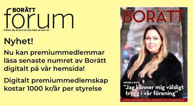 BorättForum