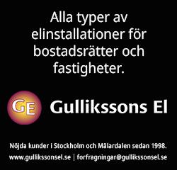 Gullikssons El