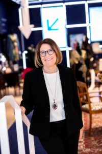 Karin Johansson, vd på Svensk Handel