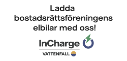 InCharge Vattenfall